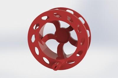 Шпуля Light magnet 4-5